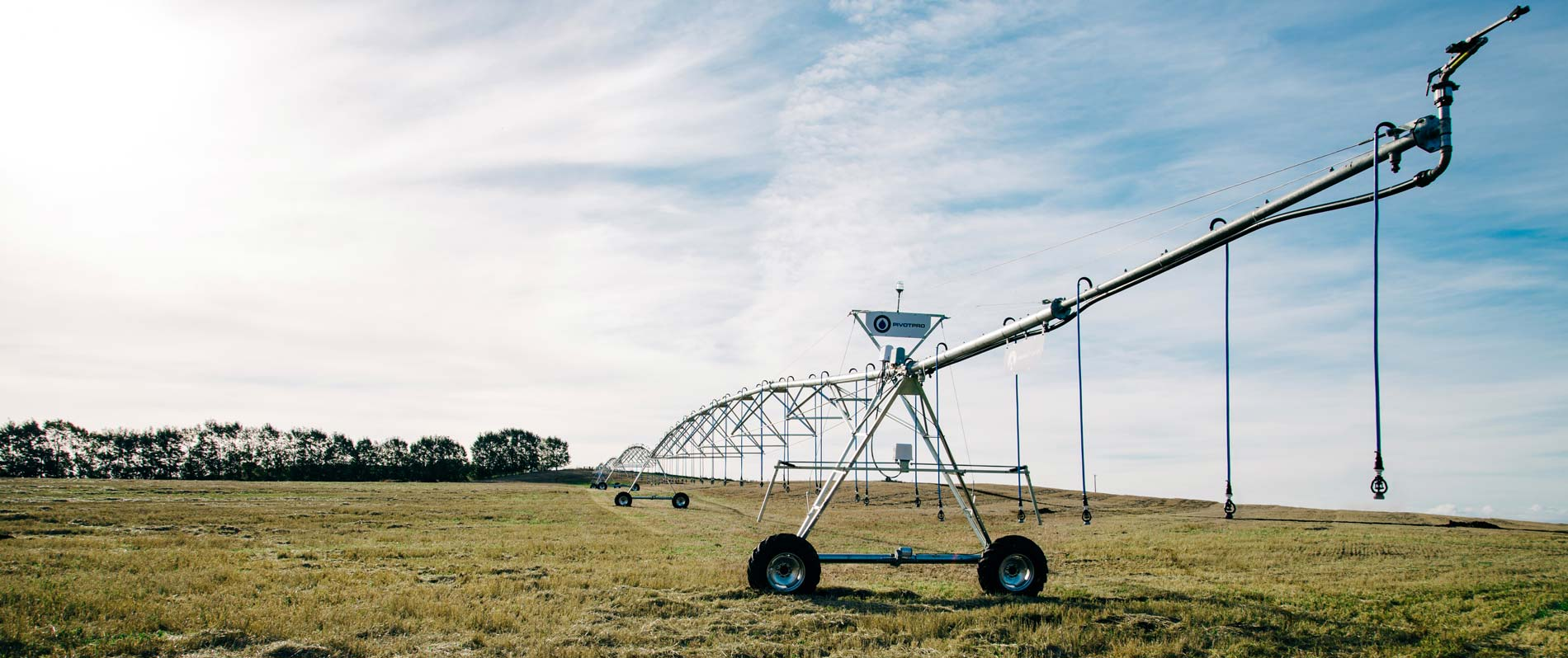PivotPro | Centre Pivot Irrigation Systems